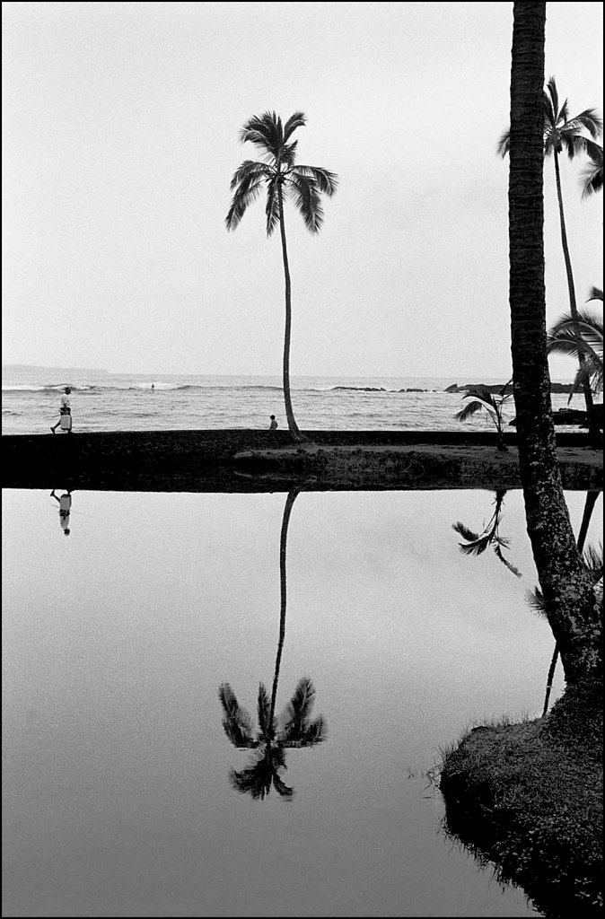 'Reflection' Big Island, Hawaii 2006